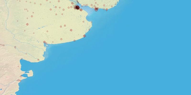 Mar del Plata Population