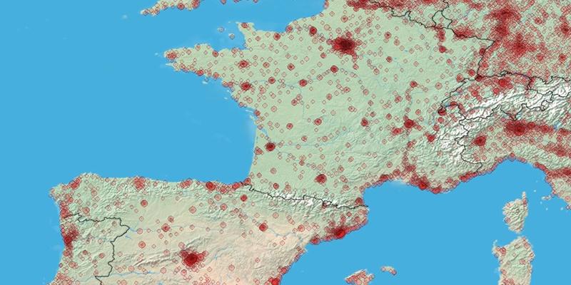 ClermontFerrand Population
