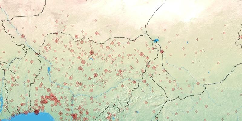 Zaria Population