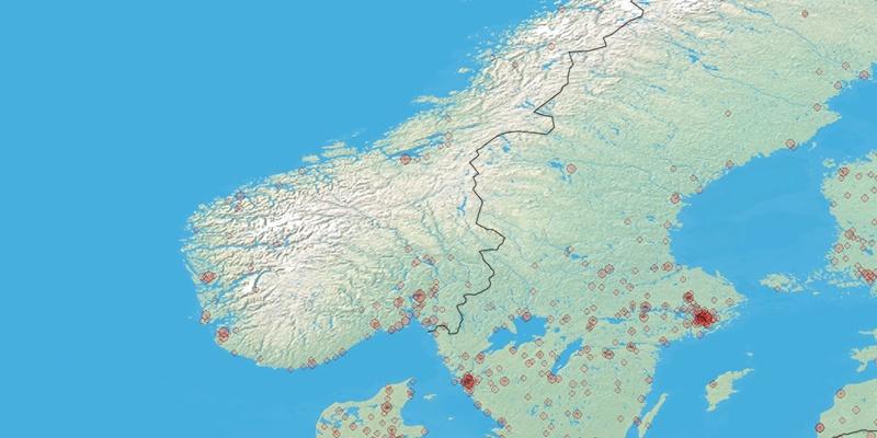 Lillehammer Population