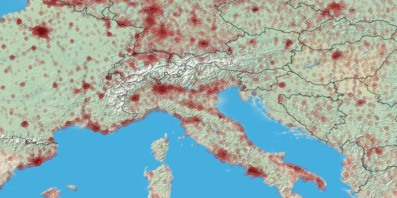 Monte Carlo Population