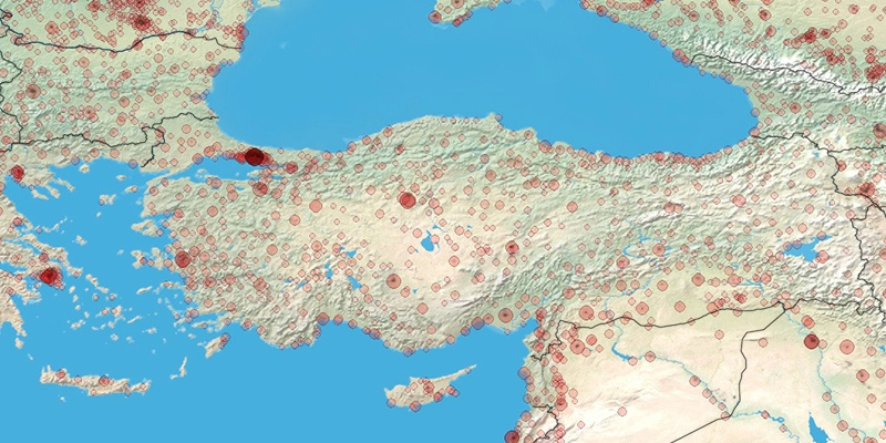 Gaziantep Population