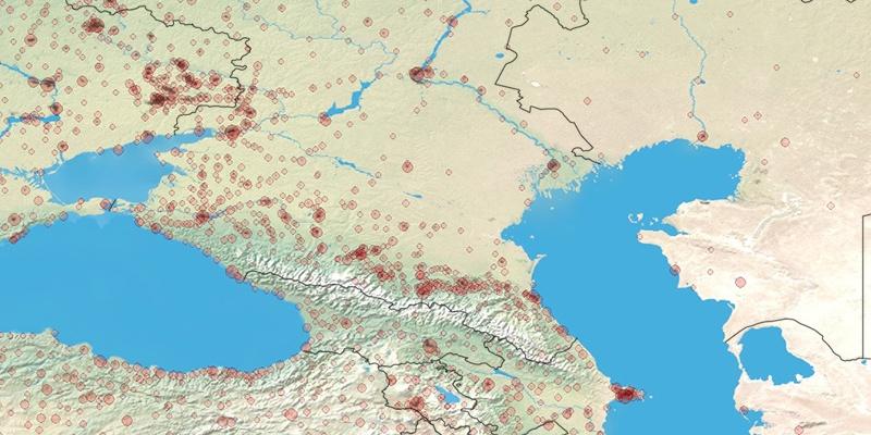 Astrakhan Population