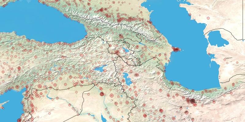Erzurum Population