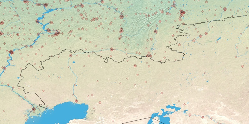 Orenburg Population