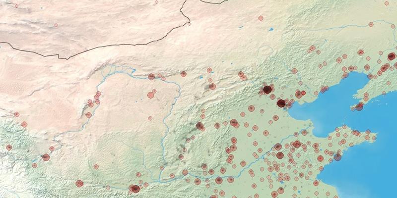 Chengde Population - Chengde map