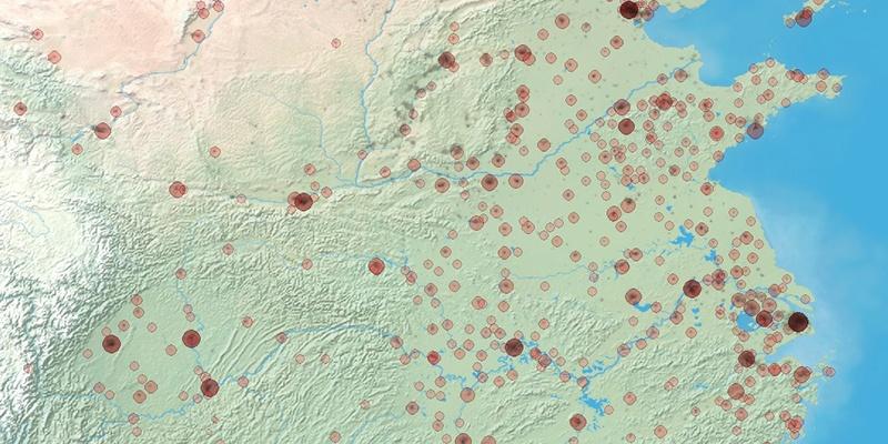 Jining Population - Jining map