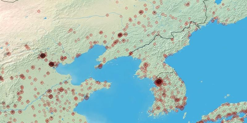 Dalian Population