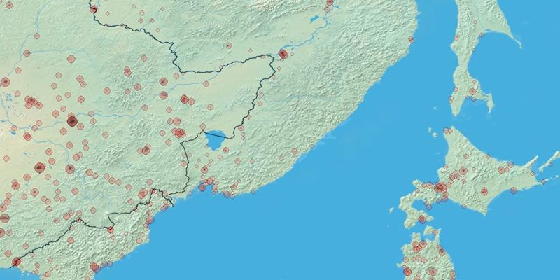Vladivostok Population