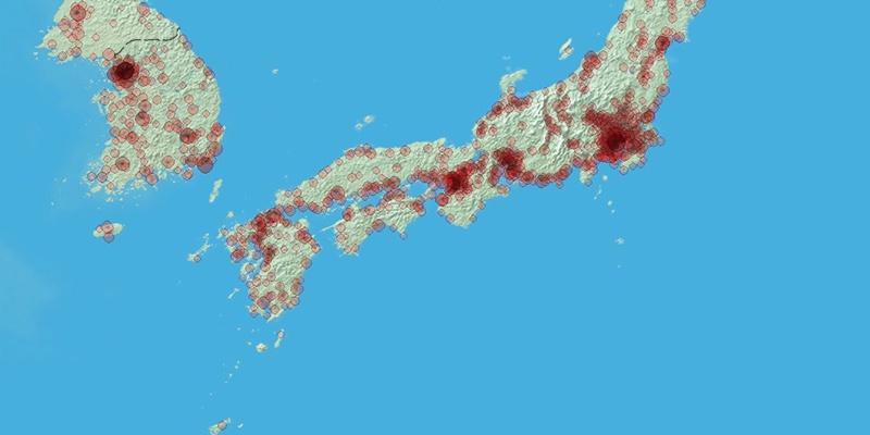 Funabashi Population