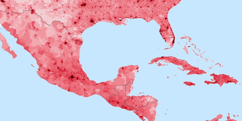 Saltillo Population